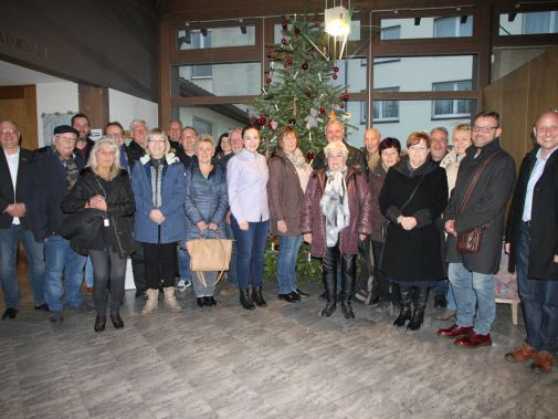 Besuch in Ohrdruf am 08. Dezember 2018