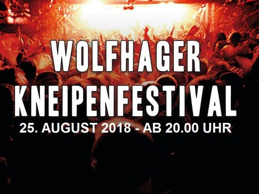 11. Wolfhager Kneipenfestival